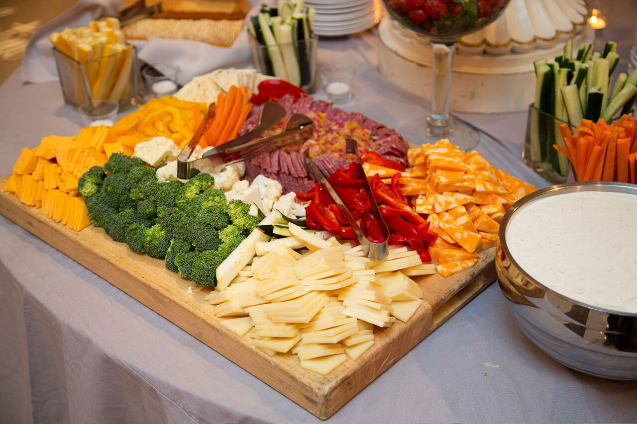 Veggie-Cheese-Tray