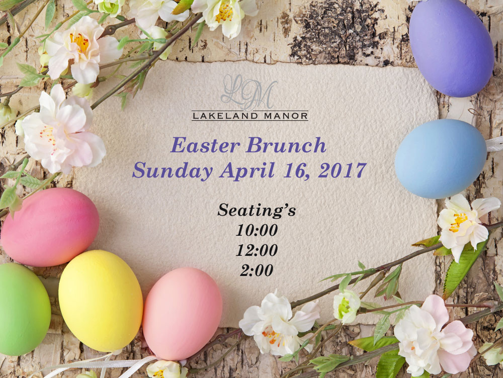 Lakeland-Manor-Easter-Brunch