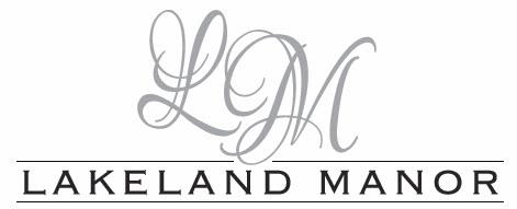 Lakeland Manor Banquet Facility