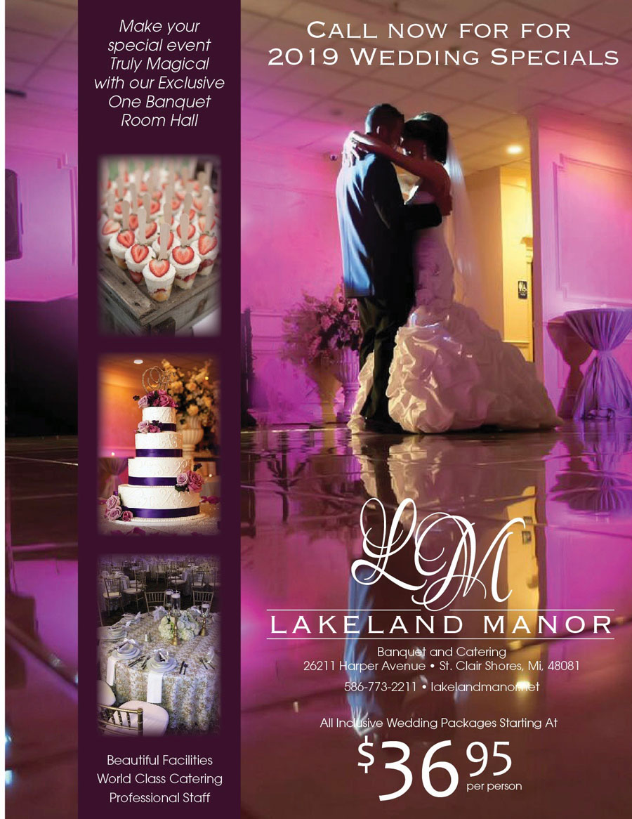 wedding-special-st-clair-shores-mi